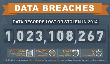 Breach Level Index Data Stolen
