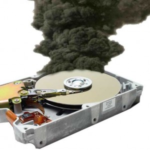 HDD Fire