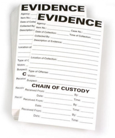 Rekayasa Chain of Custody Form Digital Evidence