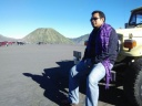 Bromo Mountain - Tired