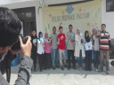 Photo Session with all Rombel #6 Desa Klepu Dusun Wadah at Pendopo Kabupaten Pacitan
