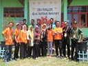 All Team volunteers SDN Pinggir